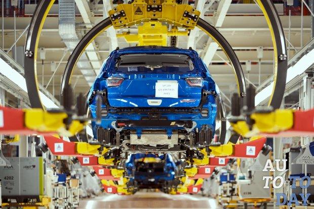 Fiat Chrysler инвестирует 204 миллиона долларов в новый завод в Польше