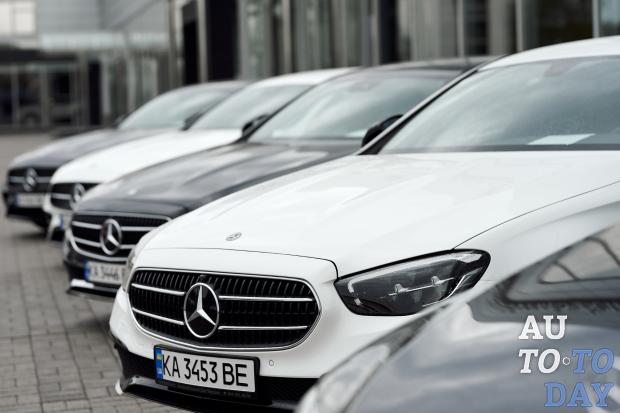 Mercedes-Benz в Украине подвел итоги 2020 года