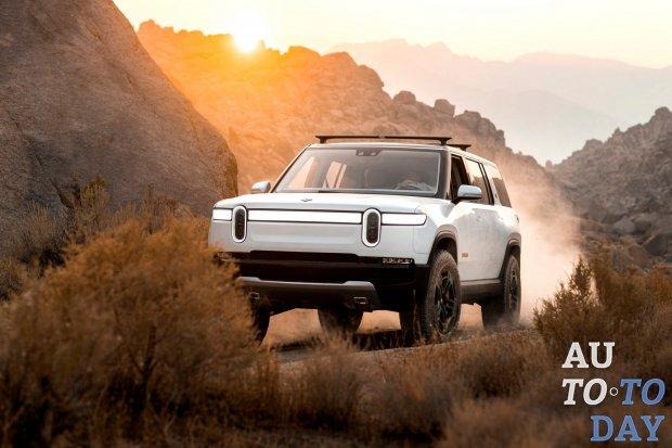 Производитель электромобилей Rivian привлек 2,6 миллиарда долларов инвестиций