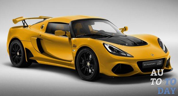 Lotus снимет с производства три своих известных модели