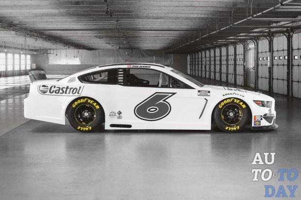 Команда Roush Fenway Racing на гонке NASCAR отчиталась о нулевых выбросах