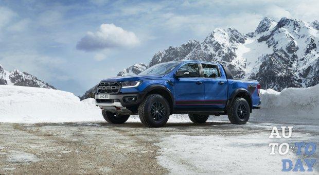 Ford представил Ranger Raptor Special Edition