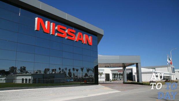 Nissan останавливает три своих завода из-за нехватки полупроводников