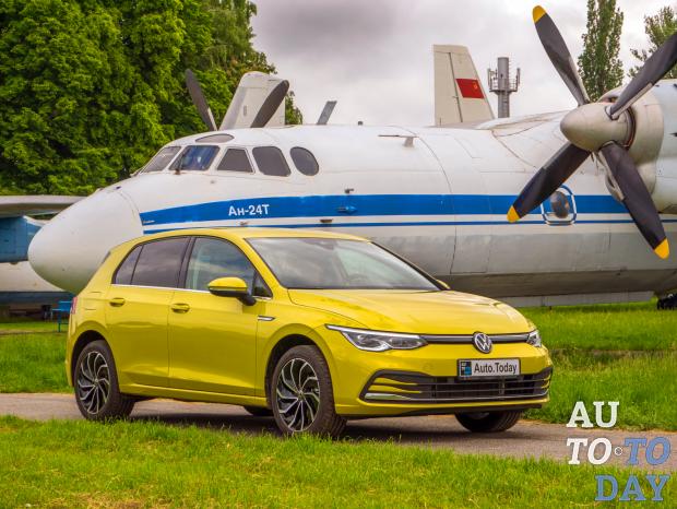 Тест-драйв Volkswagen Golf: Смелый шаг классика