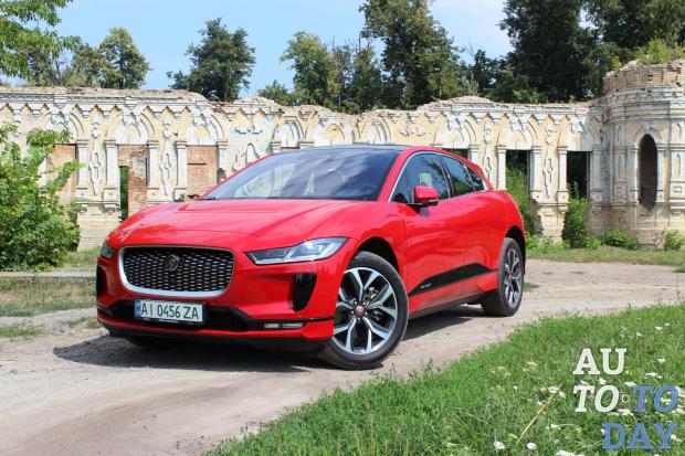 Тест-драйв обновленного Jaguar i-Pace: Отвечаем на главные вопросы читателей