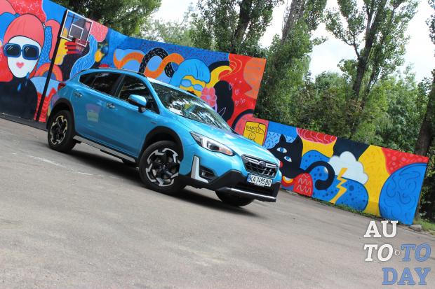 Тест-драйв гибридного Subaru XV: Отвечаем на главные вопросы читателей